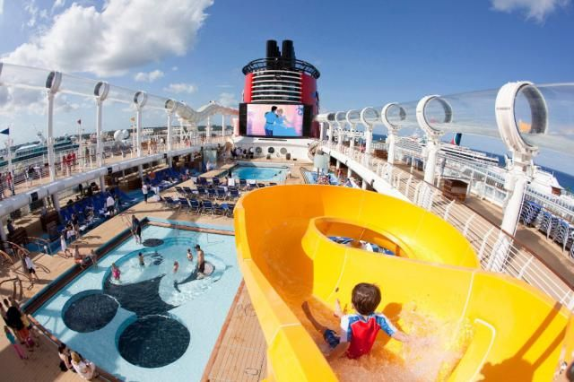 How to Plan a Perfect First Family Cruise: Fun for all ages aboard the Disney Dream
