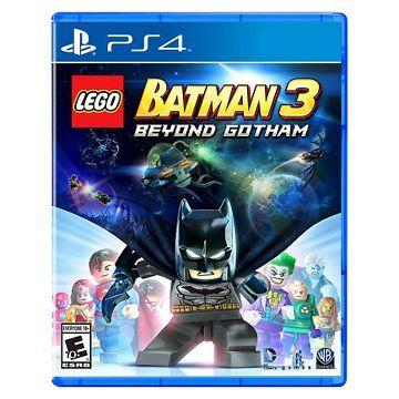 Lego Batman 3 Beyond Gotham Playstation 4 Savannah Gift Ideas