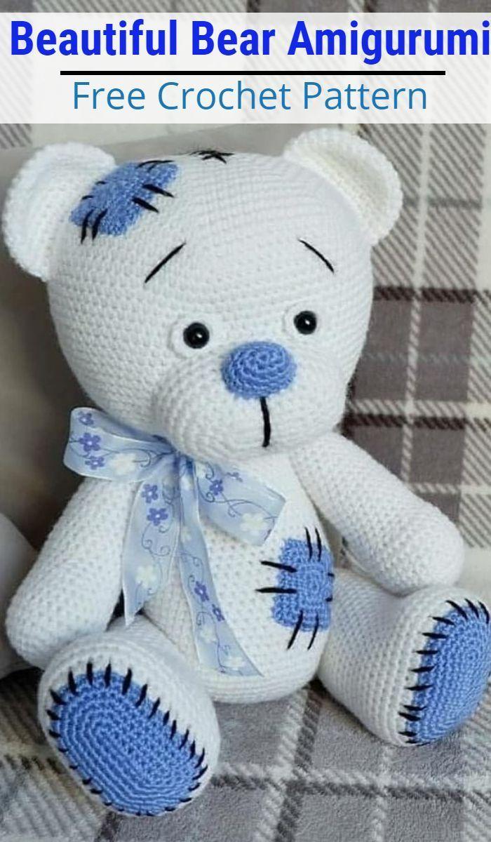 Free Crochet Bear Patterns – Amigurumi Patterns,  Free Crochet Bear Patterns – Amigurumi Patterns,