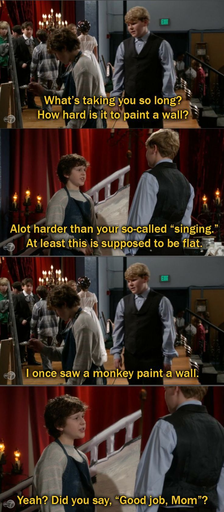 Modern Family Sass Modern Family Quotes Modern Family Funny Family Funny