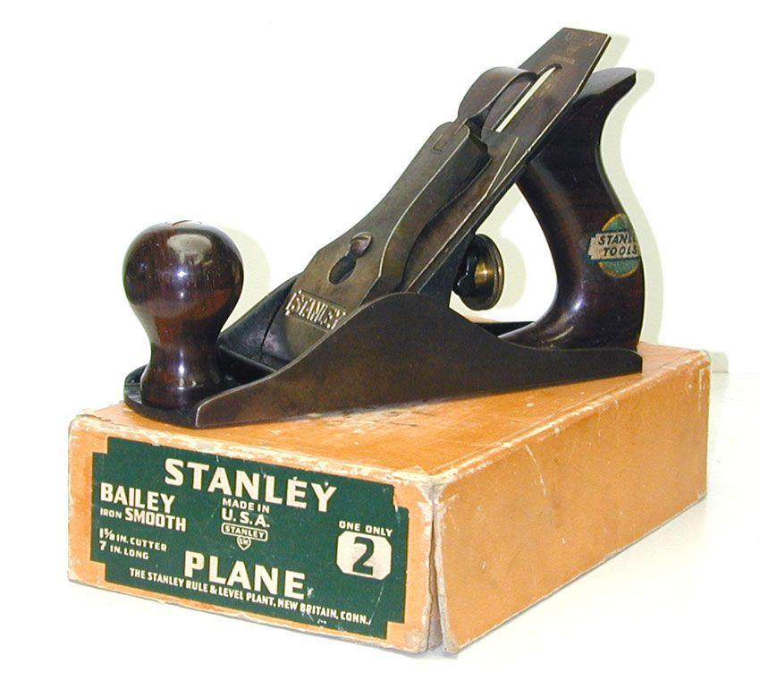 Dating Stanley tools