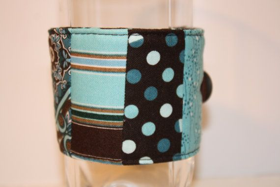 Quilted Coffee Cozy Cup Cozy Cup Cuff