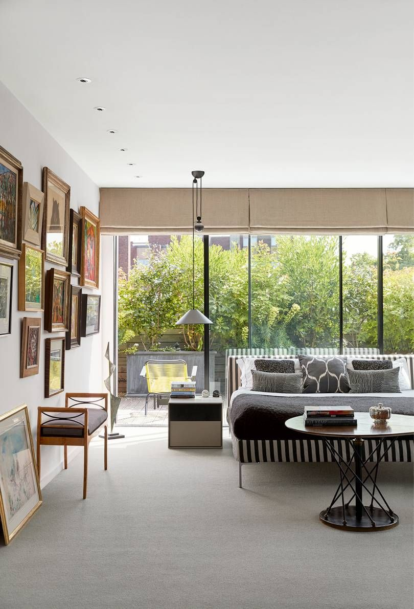 David Bentheim Stylishly Reconfigures A Battersea Penthouse