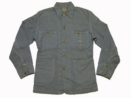 Lee Lot 96J Jacket, 1940's