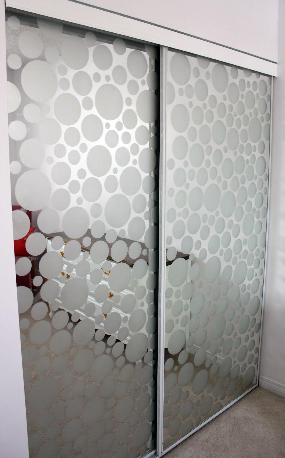 Frosting mirrored closet doors mirror closet doors
