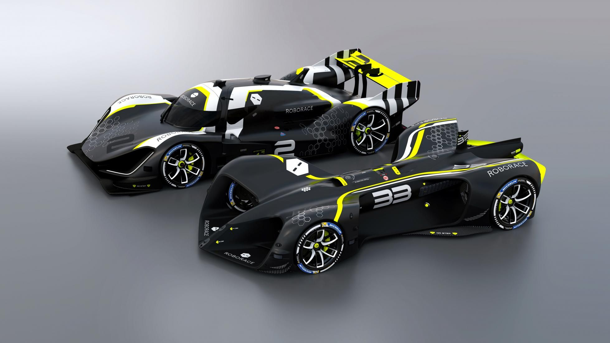 Roborace To Compete With New Prototype Rather Than Fully Autonomous Racer Carscoops