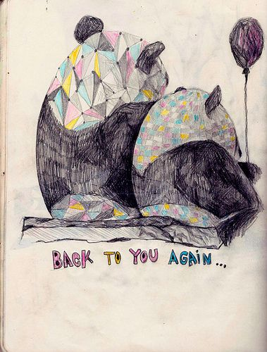 Back to you again by Gabriella Barouch