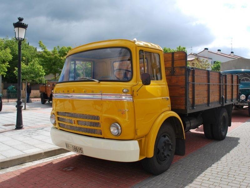 Camion Clasico Barreiros Camiones Clásicos Camión Clásico Transporte