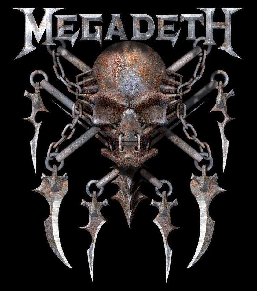 I love megadeth megadeth pinterest megadeth heavy