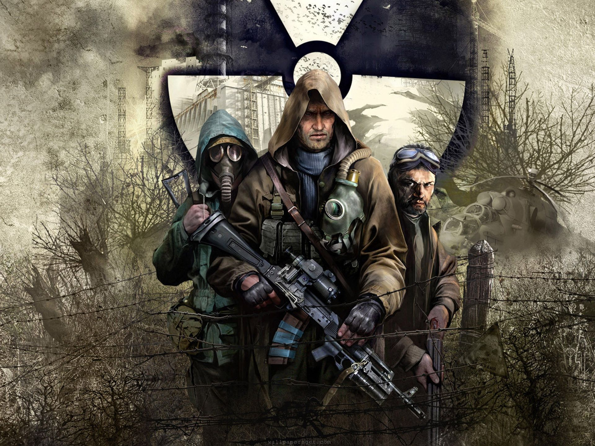 Nuclear Warriors
