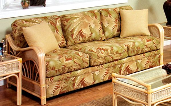 Strange Captiva 902Nat Rattan Sofa And Sleeper Sofa By Stanley Chair Andrewgaddart Wooden Chair Designs For Living Room Andrewgaddartcom
