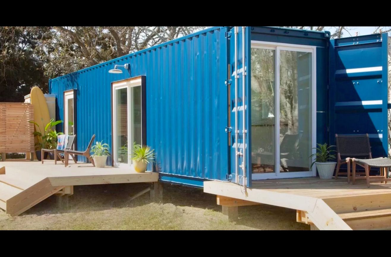 Best Kitchen Gallery: By This Point In Time You're No Doubt Familiar With The Tiny House of Time Shipping Container Home Build on rachelxblog.com