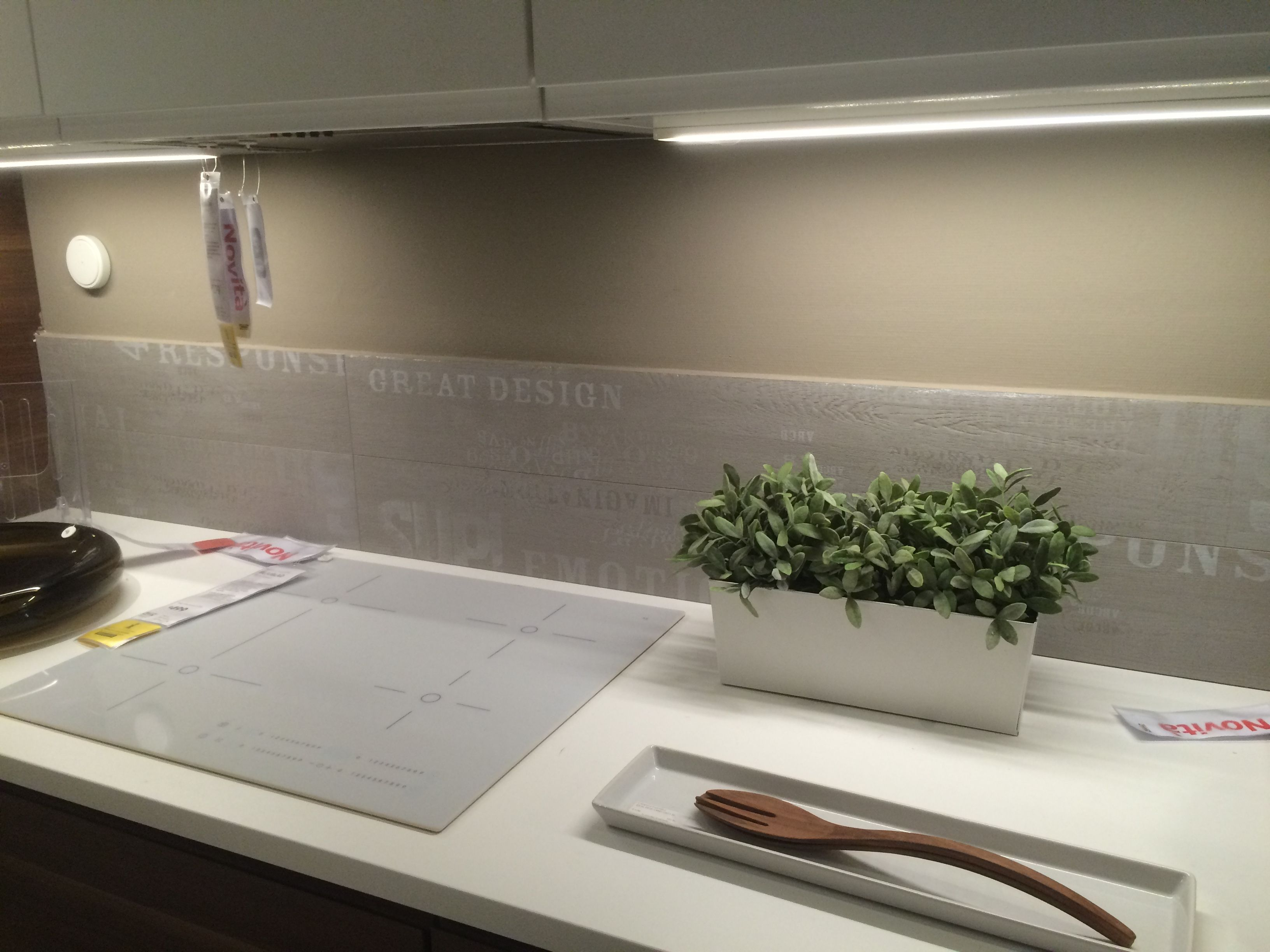 Paraschizzi cucina visto da Ikea | Cucina | Pinterest