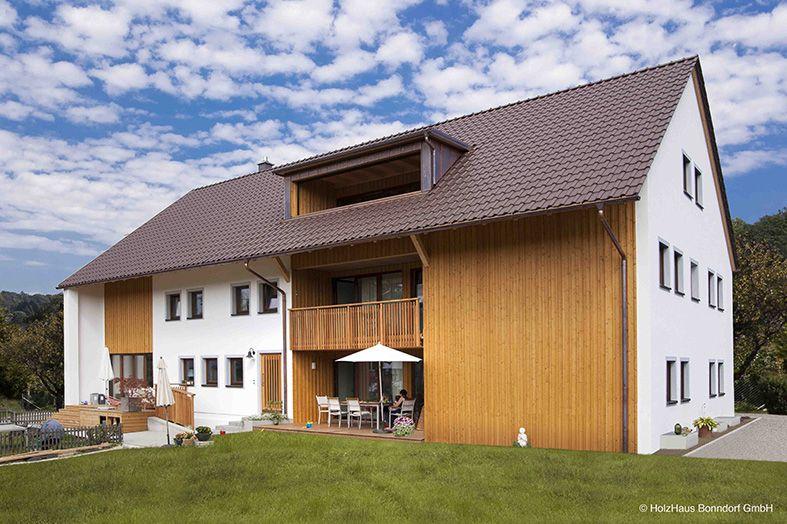Holzhaus Bonndorf ein haus holzhaus bonndorf gmbh entwurf fahrni