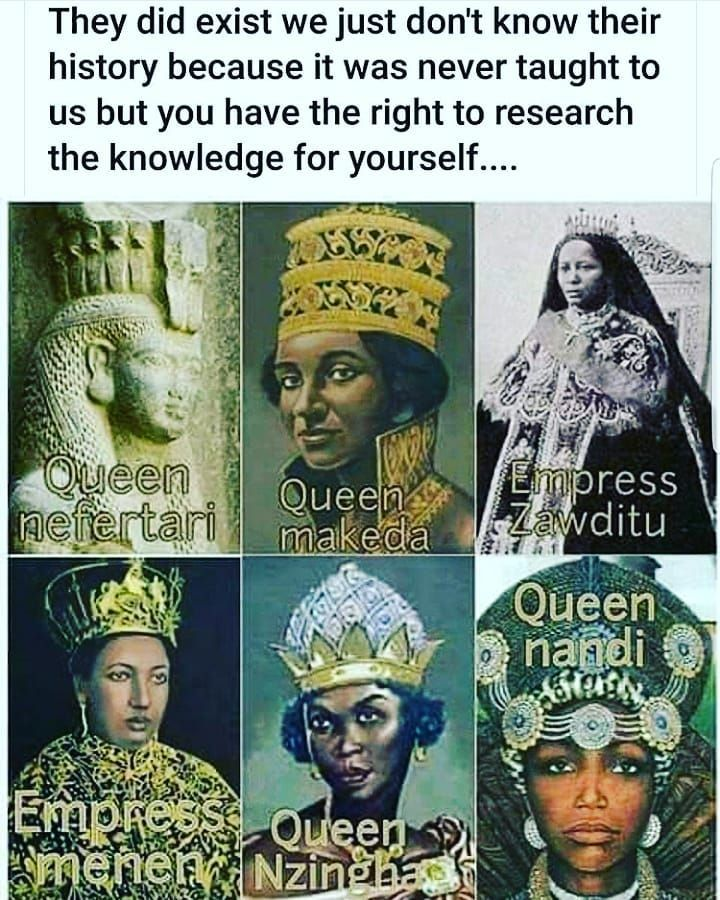 Who Are You Who Do Not Know Your History