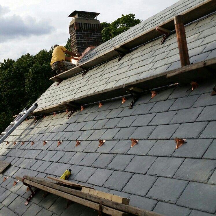 Pin On Brookline Slate Roof