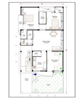 Duplex House Plans For 30x60 Site Google Search