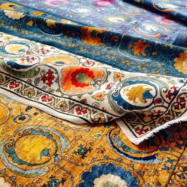 Handwoven Carpets- Made In Pakistan