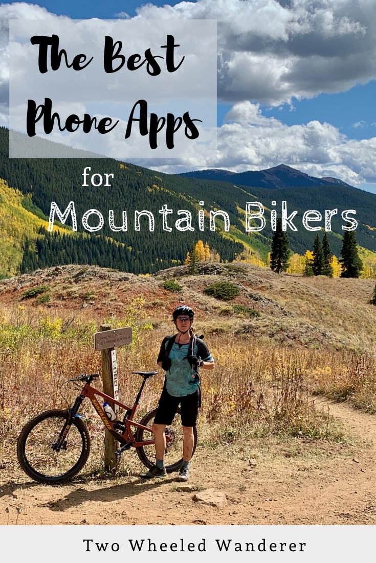 Best Mountain Bike Apps