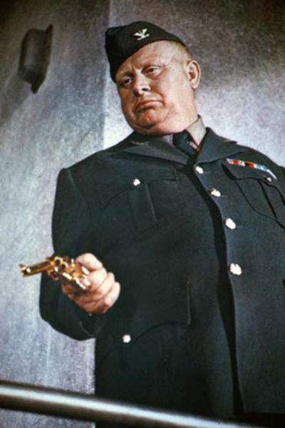 Schauspieler Von James Bond