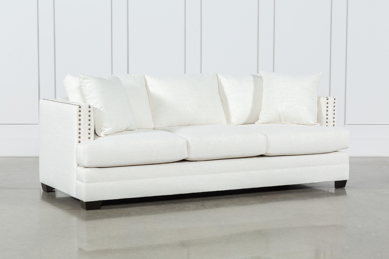 Kiara Ii Sofa White 795