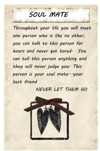 When will i meet my soul mate