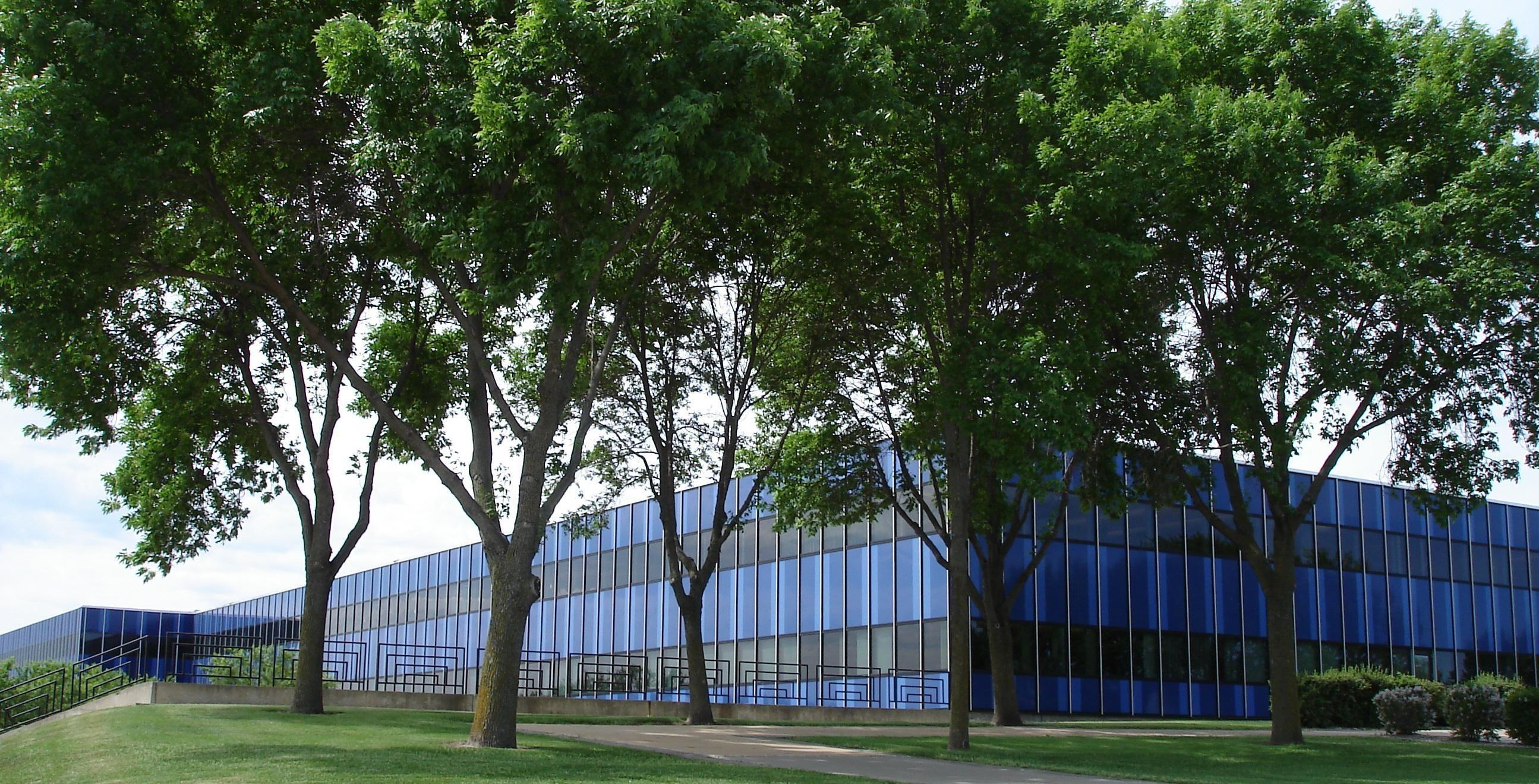 Eero Saarinen And Associates. IBM Campus In Rochester, Minnesota. 1956 58.  See Also Poughkeepsie, NY, Kingston, NY, Rochester, NY, ...