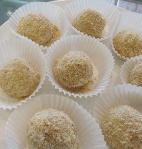 Resep Jajan Pasar Kue Moci Wijen Kacang Ttm Resep Kue Moci Kacang