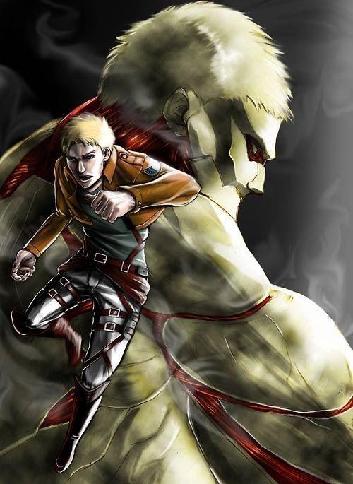 200 Reiner Braun éイナー Öラウン Ideas Attack On Titan Titans Warrior