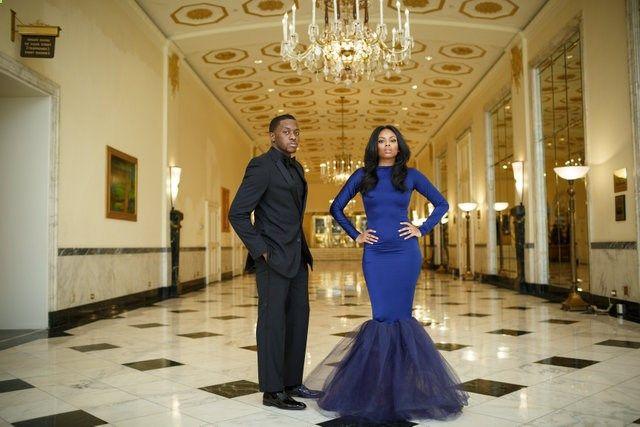 Real Engagements Washington D.C.: Lauren & Elo! - Blackbride.com