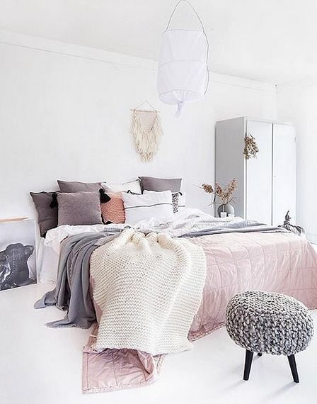 Trendy Wiosna Lato 2016 Think Pink Fot Instagram Com Immyandindi Interior Inspiration Bedroom Home Bedroom Bedroom Interior