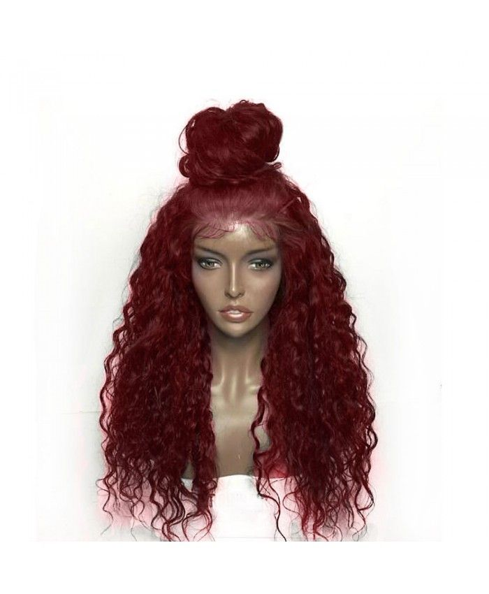 Full Lace Human Hair Wigs 100% Remy Human Hair Pre Plucked Swiss Lace With Baby Hair Wigs King Hair Mongolian Kinky Curly Wig Carefully Selected Materials Lace Wigs