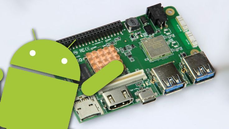 Google now has a Raspberry Pi-like computer for Android #logicboard