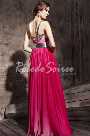 Un perles épaule rez-Rouge Longueur robe de soirée tencel [RDS1302040049] - €169.68 : Robe de Soirée Pas Cher,Robe de Cocktail Pas Cher,Robe de Mariage,Robe de Soirée Cocktail.