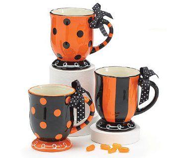 Halloween Mugs!