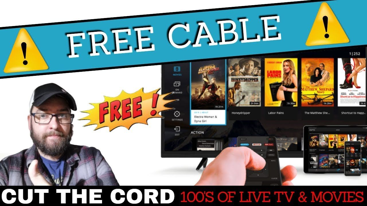 WATCH LIVE US CABLE TV COMPLETELY FREE & LEGAL ! + FREE