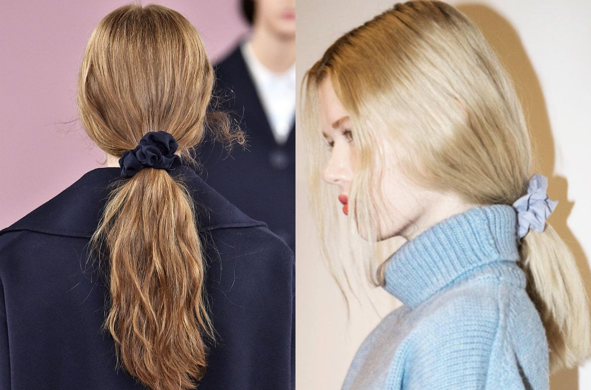 2019 year lifestyle- Braided spring hairstyles inspired from the runway