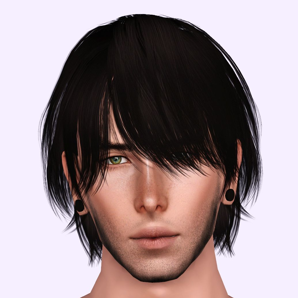Pin by Asami Sims on s3 hair male