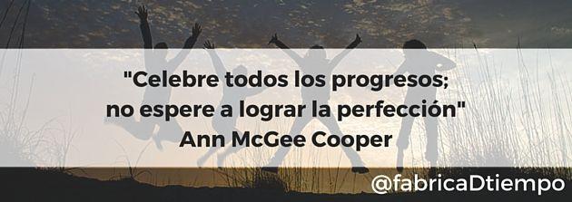 Celebre todos los progresos @fabricaDtiempo  http://lafabricadeltiempo.es/