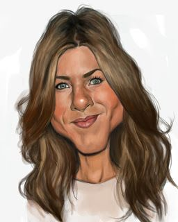Jason Horning Art: Jennifer Aniston