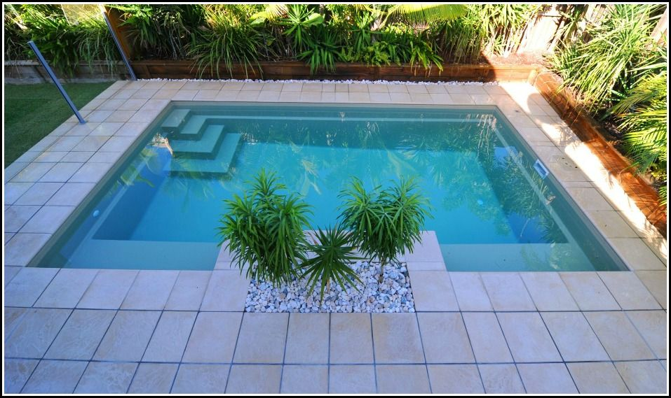 The Serenity Range Of Fibreglass Swimming Pools Are Roomy Enough