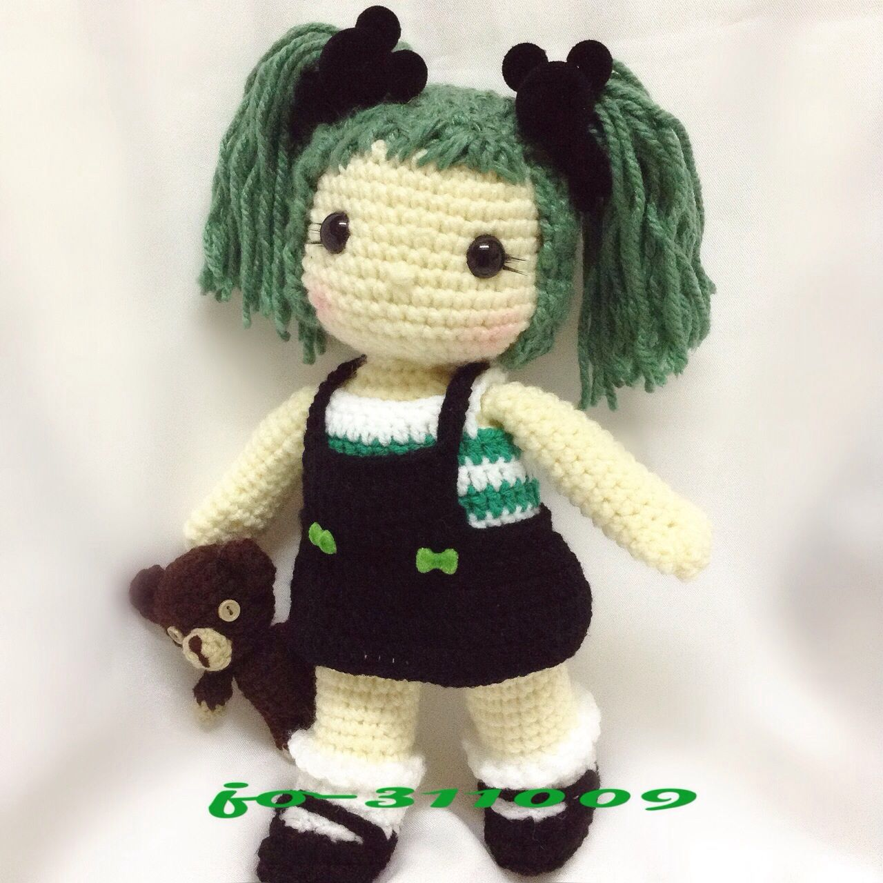 Crochetdolls Knit and Crochet Pinterest