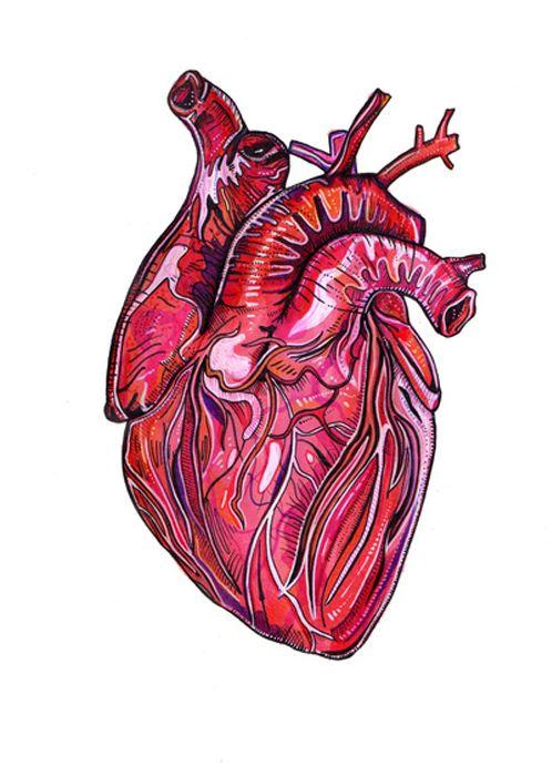 septagonstudios: Adam McDade | Human Hearts in Art | Pinterest ...