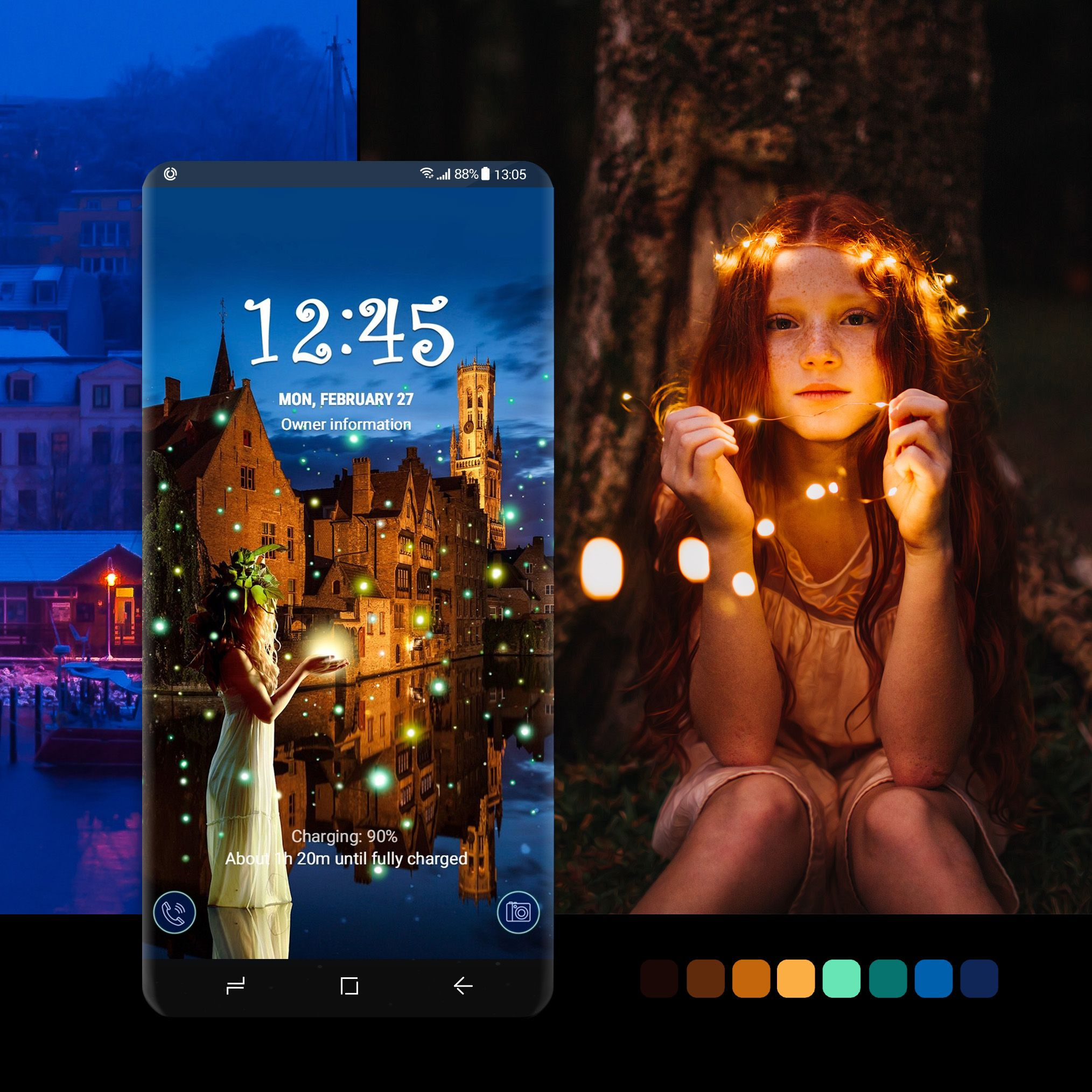 Free Fairy Wallpaper For Android