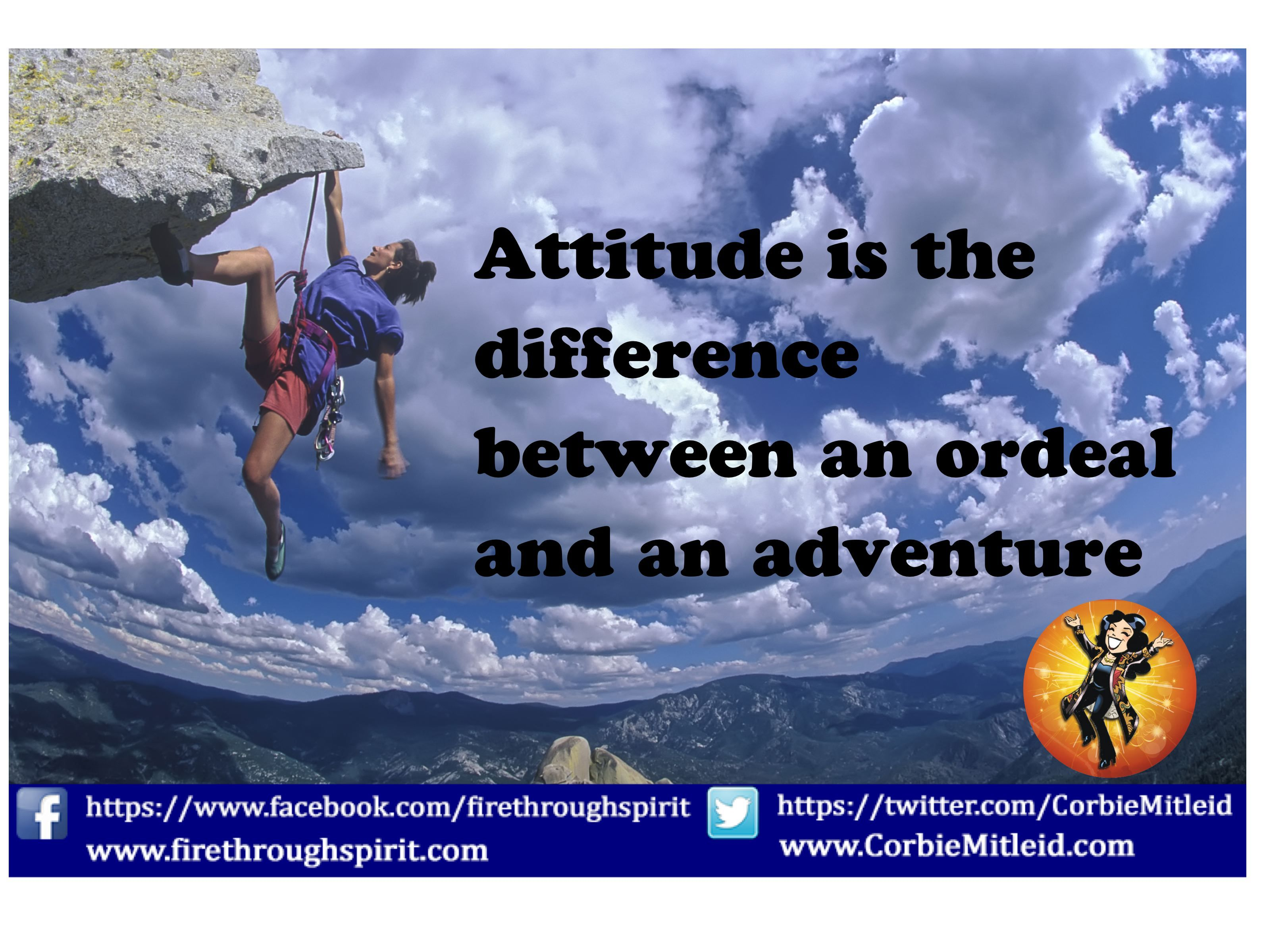 #Attitude #Adventure #InspirationalQuotes
