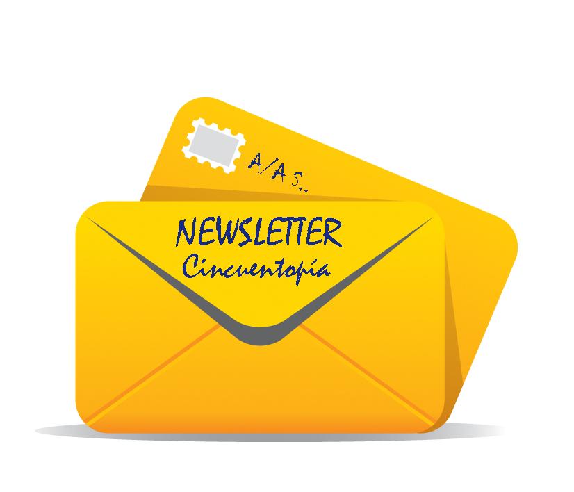 Newsletter cincuentopía