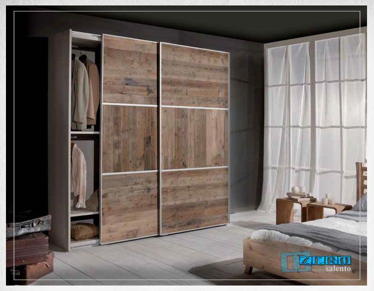 Descrizione armadio grandi dimensioni con due ante for Grandi magazzini arredamento