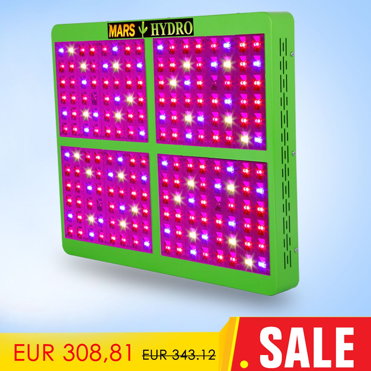 Mars Reflektor 960w Led Grow Light Veg Blute Indoor Hydroponics Pflanze Lampe Led Pflanzen Ebay