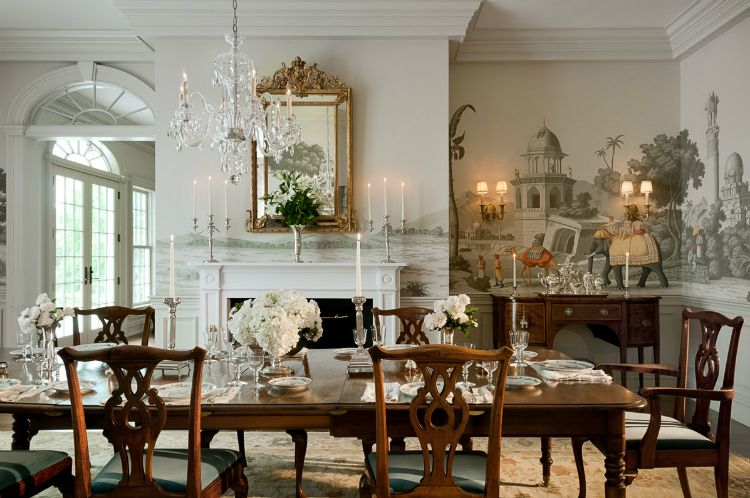 The Essential Guide For Dining Room Luxury Buffets Luxury Dining
