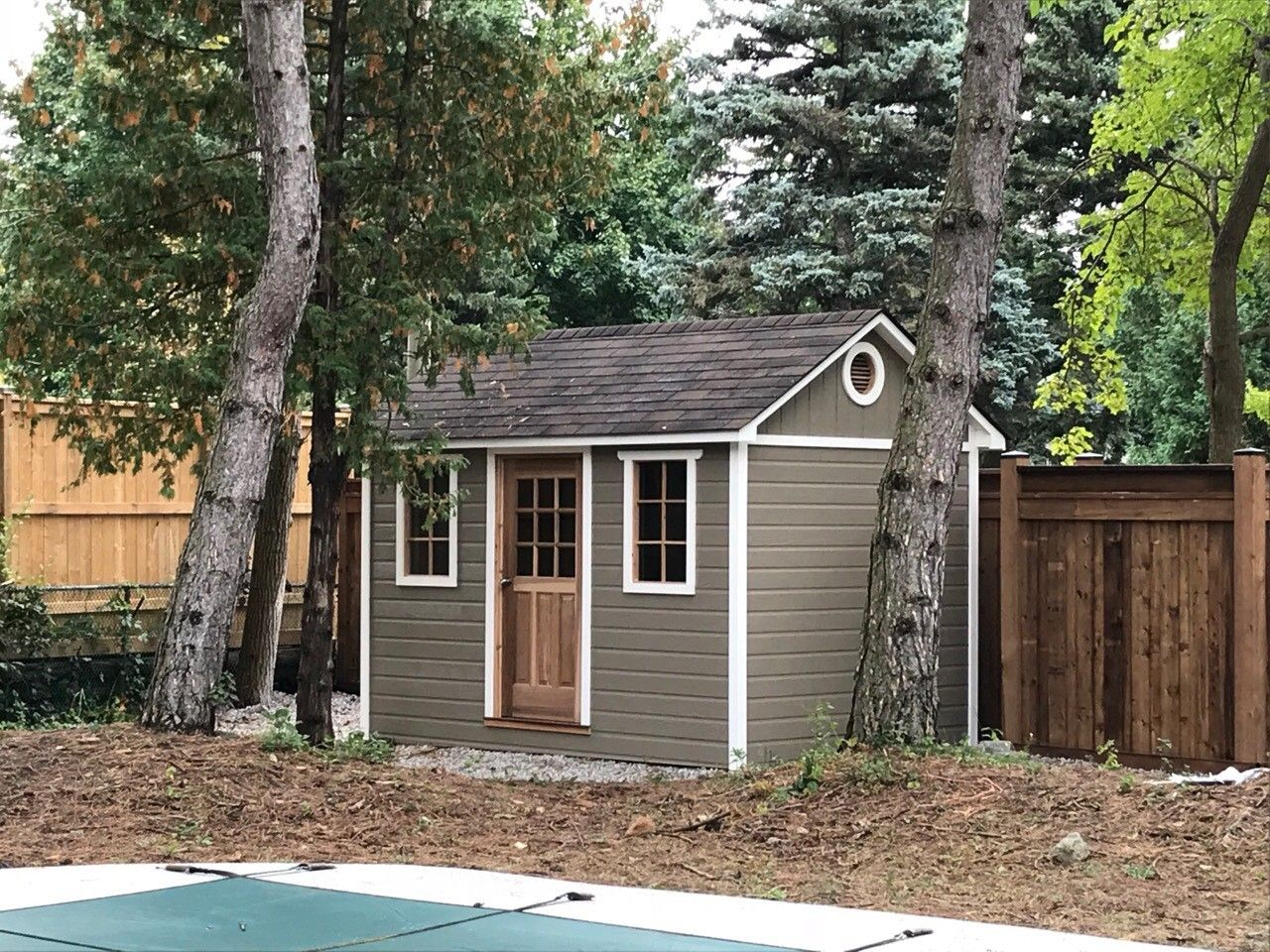 8 X 12 Palmerston Garden Shed In Thornhill Ontario 232124 Garden Shed Shed Small Wood Shed